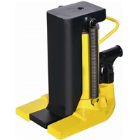 Hydraulic toe jack applications and instruction