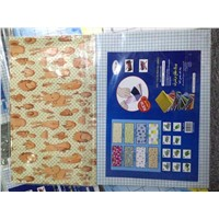 Transparent Self Adhesive CPP/PVC/OPP Book Cover