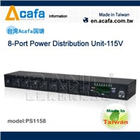 PDU over IP-Remote control power