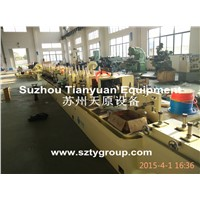 extruding machine processing type steel tube mill equipment