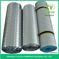 High quality aluminium foil roof insulation/aluminium foil bubble insulation