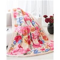 super soft mink flannel blanket