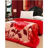Acrylic Polyerter Mink Blanket