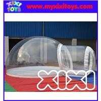Popular transparent inflatable bubble tents