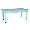 2D Welding Table/D28 /Steel/ /2.4 m x 1.2 m Welding Clamp