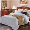 hotel white bedding set