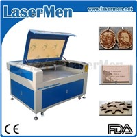 Wood Acrylic CO2 Laser Engraver Machine Price LM-1290