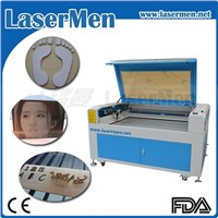Wood/Cloth/Leather/Rubber/Perspex/Acrylic Laser Cutting Machine LM-1390