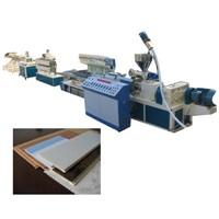 PVC Ceiling Extrusion Machine