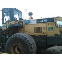 Used Komatsu470-3 loader