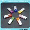 World Popular Swivel 4GB USB Flash Drive