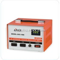 High quaility SVC 0.5-30KVA Servo AVR Automatic voltage regulation