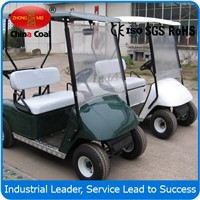 electric 2 seater go kart club car golf cart battery golf cart