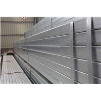ASTM A36 Hot-DIP Galvanized Square Steel Pipe