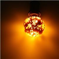 G80 G95 G125 DIY Holiday Decoration LED Filament Bulb Light Lamp