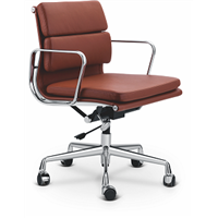 Eames Soft Pad Group Aluminum chairs