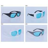 Laser safety glasses for 600-700nm