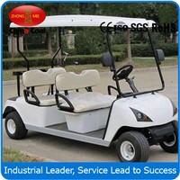 4 seats golf cart