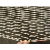 safety metal wire cable mesh netting fencing