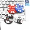 USB Flash Drive Pendrive cartoon rubber Poker Stars pokerstars Extra Memory Stick USB 2.0 Gifts