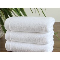 100% Cotton Hotel or Home White Towel
