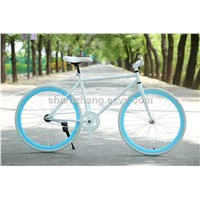 latest style fixed gear bike mixed color road bike