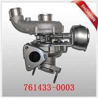 GT1549V Turbocharger turbo wastegate actuator 761433-5003S 761433-0003 for Ssang-Yong Acty