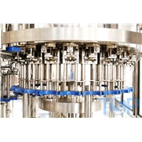 High quality isobaric filler valve carbonated beverage filling machine for soda sparkling water