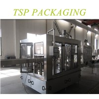 High quality filling and capping monoblock rotary filling machines for carbonated drink