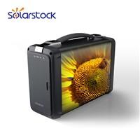 110v/220v AC DC Output Solar Generator 500 Watt Solar System Off Grid for Home Appliances