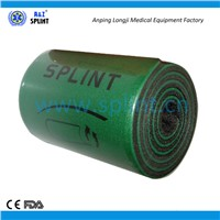 Quality foam splint in rescue equipment