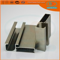 OEM Custom 68mm and 45 mm Aluminum kitchen extrusion profile