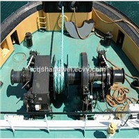 Marine Electric/Hydraulic  Anchoring Windlass&Mooring Winch