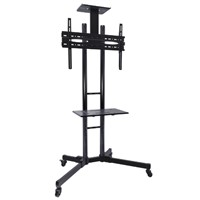 TV mobile cart for display up to 47