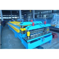 Roof tile making machinery