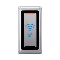 Metal Shell Waterproof Proximity RFID Access Control Card Reader RF006