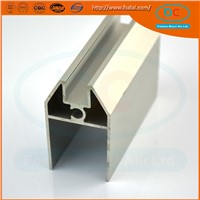 Aluminum Alloy Frame Material and Door & Window Frames Type aluminum extruded