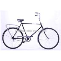 elegant city bike old style 26 or 28 inch road bicycle