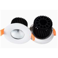 12W COB Downlight, 90mm Cutout LED Ceiling Light, Triac/0-10V Dimmable Downlight Spot CREE LED