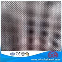 hot sale anping factory plain weave stainless steel wire mesh
