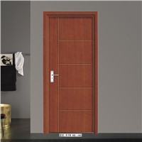 interior wood door/ soundproof wooden door