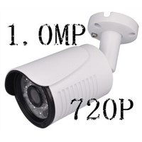 1.0MP 3.6mm lens Security camera