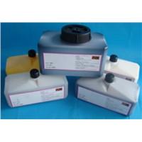 Domino Ink IC-270bk IC-226bk IC-252wt IR-445rd IR-261YL