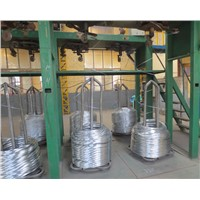 Hot-dipped Galvanizing Wire Zinc-coating Line