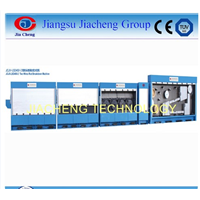 Two wires Rod Breakdown Machine with Annealing