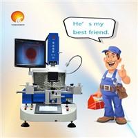 With vacaum pen and lase position WDS-620 bga reballing machine