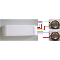 bluetooth amplifier device for bathroom cabinet bathroom furniture