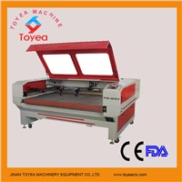 Auto feeding Cloth/Leather Laser Engraving and Cutting machine TYE-1610-2