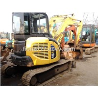Japan Used Komatsu PC55MR Mini Crawler Excavator /Hydraulic Excavator PC35 PC50 PC55