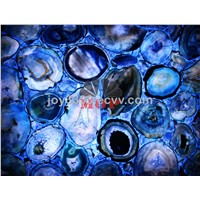 Natural Stone Slab ,Agate Stone Table Top